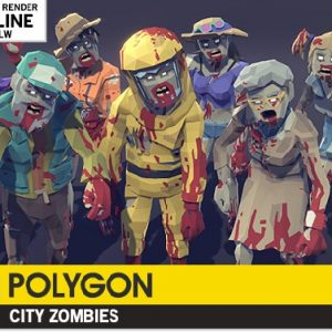 POLYGON - City Zombies