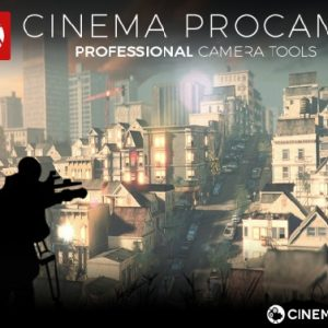Cinema Pro Cams - Film Lens & 3D Toolkit